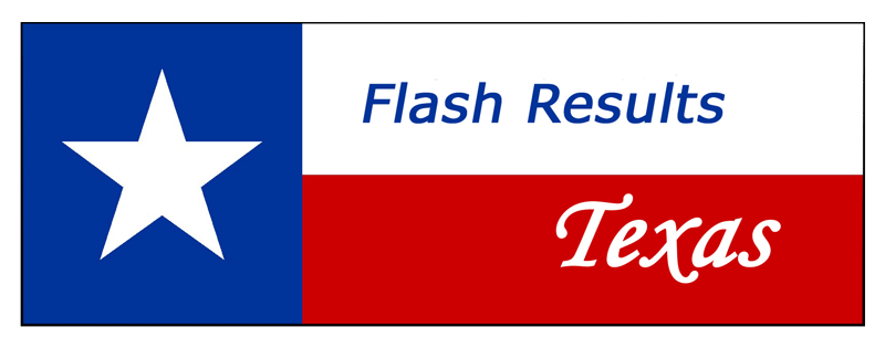 Flash Results Texas